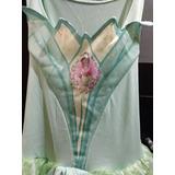 Vestido De Princesa Diana Y El Sapo