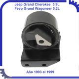 Base Motor Izquierda Jeep Grand Cherokee Wagoneer 1993 1999