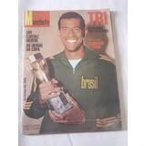 Revista Manchete Nº 950 - Jul/1970 - Copa Do Mundo / Seleção