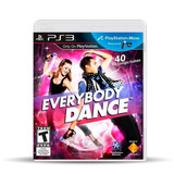 Juego Ps3 Every Body Dance Original Poco Uso
