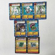 Cards Digimon Game Bandai 1999
