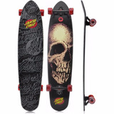 Skate Santa Cru-long Board Street Creep ( Tam. 10x43/5 )