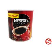 Nescafe Clasico Bote 1kg