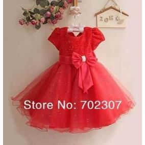 Vestido Infantil Bebê Festa Princesa Casamento Batizado