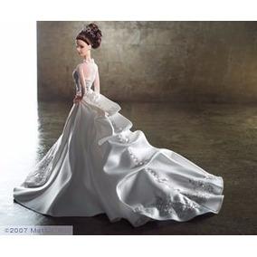 Barbie Collector Reem Acra Bride Wedding - Noiva - 2007
