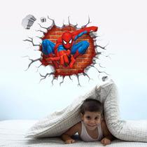 Papel De Parede 3d Homem Aranha