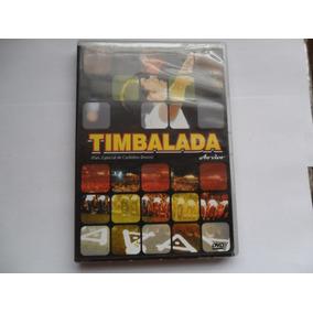 Dvd Timbalada Ao Vivo Com Carlinhos Brown