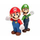 Figura Mario Bros Super Nintendo Mas De 20 Personajes
