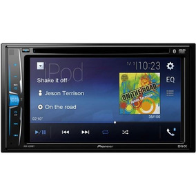Dvd Automotivo 2 Din Pioneer Avh-a208bt 6 Bluetooth Usb Aux