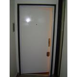 Puerta Blindada Bulldog-instalada
