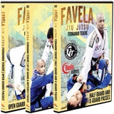 Video Aula Fernando Terere - Favela Jiujitsu 3dvds