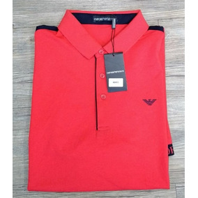 Camisa Polo Emporio Armani - Original - Envio Imediato b88083b6c3e35