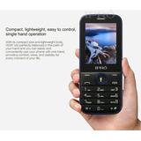 Teléfono Liberado, Ipro I324f Lcd 2.4,camara,mp3/mp4, Nuevo