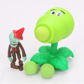 Plantas Contra Zombies Figuras De Acción