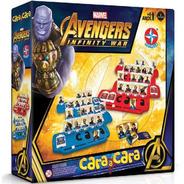 Jogo Cara A Cara Avengers Infinity War Estrela Bonellihq L18