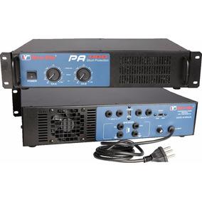 Amplificador Potencia New Vox Pa 900 - 450 Watts Rms