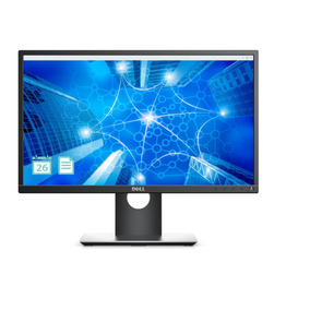 Monitor Professional Led 21,5 Widescreen Dell P2217h Preto