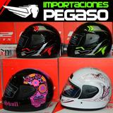 Casco Moto En Oferta Diseños Variados S/59 Tienda Pegaso