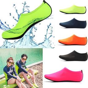 Zapatos Alberca Natación Aquashoes Nadar Neopreno Arena