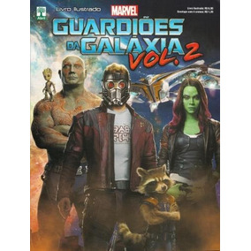 Guardiões Da Galaxia Vol 2 Album E 50 Pacotinhos Lacrados