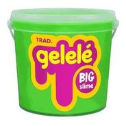 Slime Gelelé Massinha Meleca Geléia Balde Grande