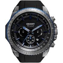 Relógio Orient Mbtpc004 Masculino Sport Pulseira Poliuretano
