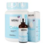 Wonu Pack Piel Colágeno + Serum