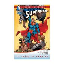 Ecc España - Superman: La Caida De Camelot - Nuevo !!