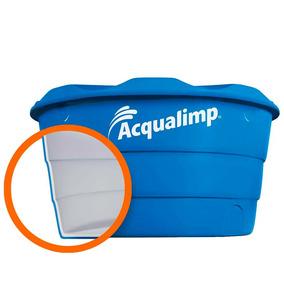 Caixa Dágua Dupla Proteção 500l Com Revestimento - Acqualimp