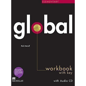 Livro global elementary livros no mercado livre brasil global elementary workbook and audio cd with key fandeluxe Gallery