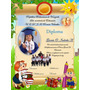 Diplomas De Graduación 6to Grado, Pre Escolar Y Bachiller