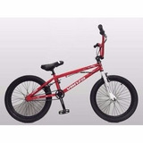 Bmx Venzo Cube Freestyle Cromo Oferta Bicicletas Tonino