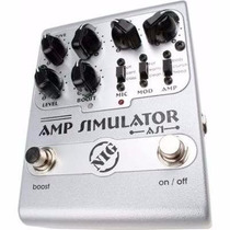 Pedal Nig Amp Simulator - As1