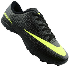 d1697d4c04 Chuteira Nike Prata E Amarela - Chuteiras no Mercado Livre Brasil