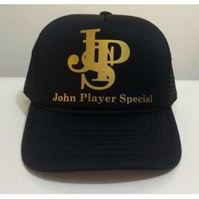 Boné John Player Special