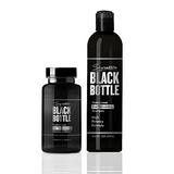 Black Bottle Shampoo Para Hombres Y Crecimiento Del Cabello