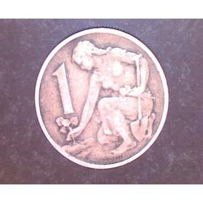 Lucas Col Checoslovaquia Moneda 1 Corona 1962