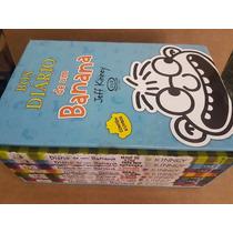 Box Livro Diário De Um Banana Incompleto Atuali Jeff Kinney