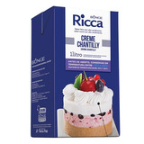 Creme Chantilly Ricca Bunge 1litro