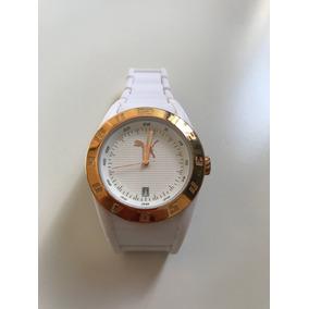 653a15dae67 Relógio Puma Feminino Blink 96118lppmda1 Dourado - Relógios no ...