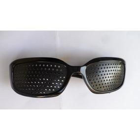 a2c248a1eb9d9 Oculos Furadinho Reticulado Pinhole. 11 vendidos - São Paulo · Óculos  Pinhole Modelo Retangular - Frete Fixo 14,00