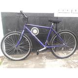Bicicleta Montabike Rodado 26