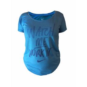 Remera Nike Mujer - Gym Zumba Crossfit Entrenamiento