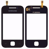 Tela Touch Screen Samsung Young Y Gt-s5360b Preto