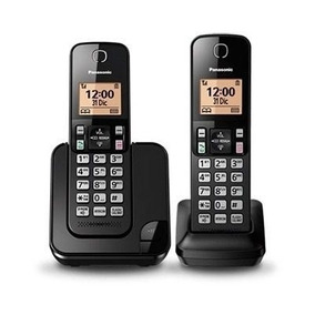 Teléfono Inalámbrico Panasonic Dect 6.0 Mod. Kxtgc352lab