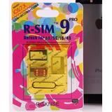 R-sim 9 Pro Gevey Desbloqueador Iphone 5 5s 5c 4s Ios 9.3.5