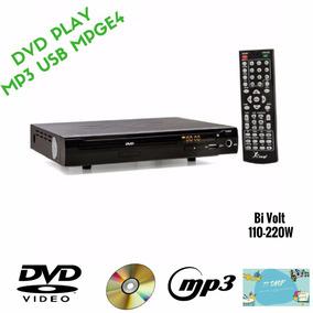 Dvd Max Mp3 Knup Bi Volt Karaoke Usb Gr E Imediata