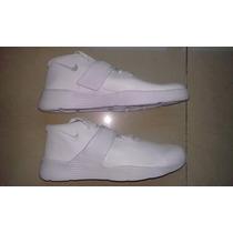 Zapatillas Nike Blancas Cuero Talle Us11.5 44 Abrojo