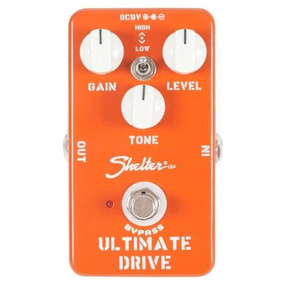 Pedal De Guitarra Shelter Ultimate Drive - Pd0984