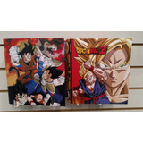 Carpeta Dragon Ball Z N°3 Etiquetas Y Separadores Armonyshop